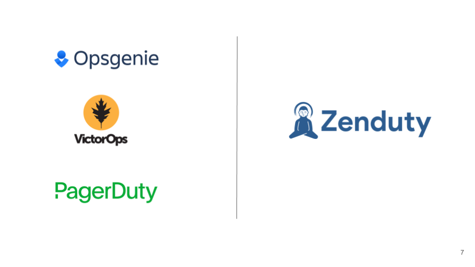 5 reasons why Zenduty is a great alternative to Pagerduty, Pagerduty, and VictorOps